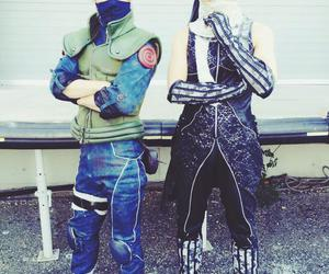 stage play, naruto, and live action image