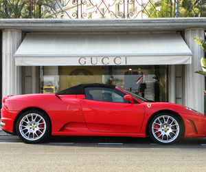 gucci, car, and luxury image
