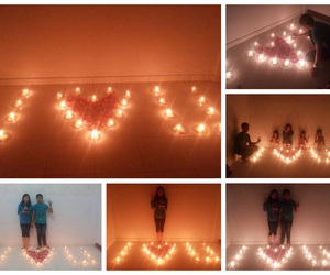 birthday, boyfriend, and candle image