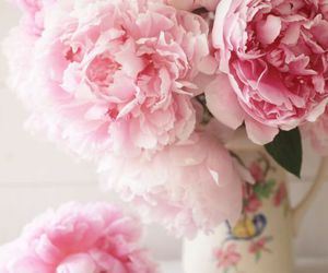 flowers, home, and peonies image