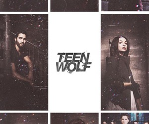 teen wolf, tyler posey, and allison argent image