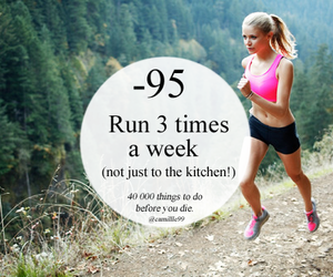 run, fitness, and sport image