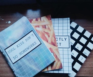 notebook, tumblr, and grunge image