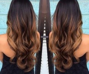 beautiful, ombre, and sexy image