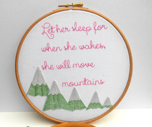 etsy, hand lettering, and inspirational quote image