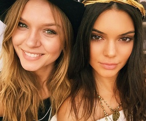 kendall jenner, coachella, and model image