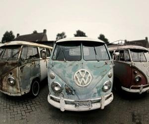 tour, friends, and van image