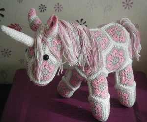 crochet, idea, and pattern image