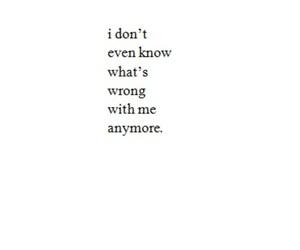 quotes, sad, and depressed image