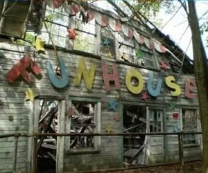 fun, cool, and funhouse image