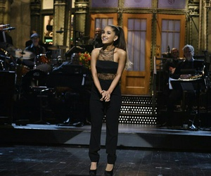 ariana grande and snl image