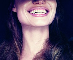 Angelina Jolie, smile, and jolie image