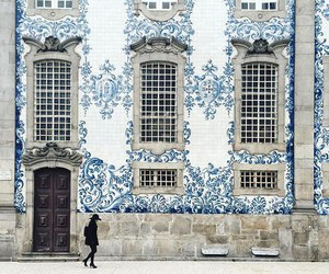 travel, portugal, and blue image
