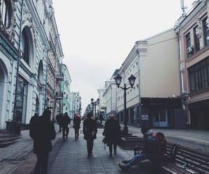 city, russia, and inspiration image