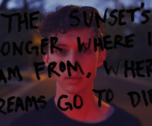 Lyrics and troye sivan image