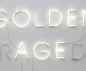 white, light, and golden image