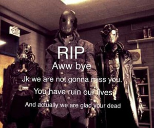 dead, rip, and teen wolf image