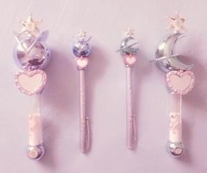 pink, sailor moon, and pastel image