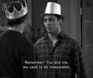 friends, quotes, and inseparable image