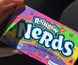 candy, nerds, and tumblr image