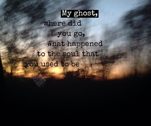 alternative, ghost, and grunge image