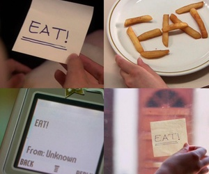 eat, series, and skins image