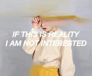 broken, reality, and fake image