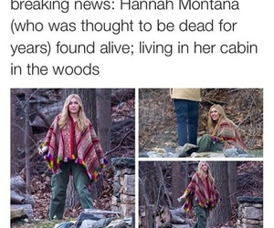 funny, hannah montana, and hilarious image