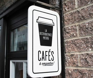coffe, grunge, and cafes image