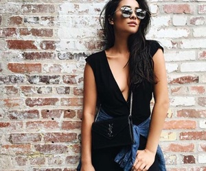 shay mitchell, style, and outfit image