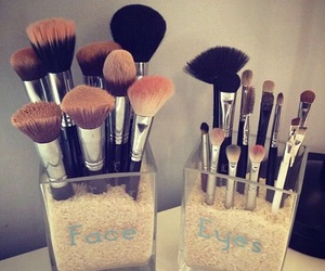 Brushes, sigma, and girly things image