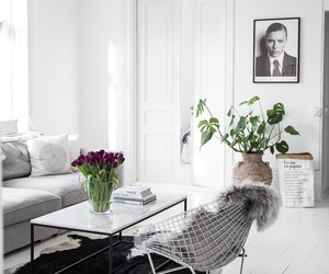 home, interior, and Scandinavian image