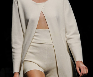 fashion, model, and detail image