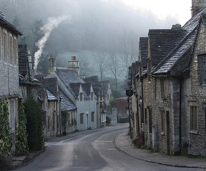 village, england, and wiltshire image
