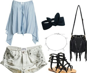 Polyvore, summer, and cute image