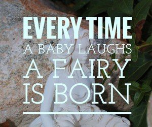 fairy, quote, and tinkerbell image