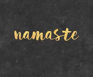 wallpaper and namaste image