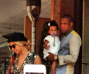 blue, jay, and queen bey image