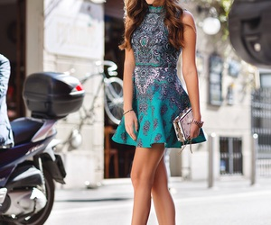 fashion, outfit, and vanille image