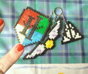 harry potter and hama beads image