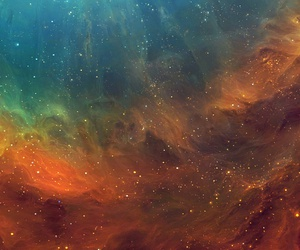 colors, galaxy, and wallpaper image