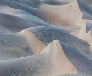 nature, sand, and desert image