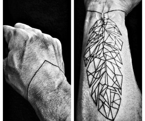 feather, tattoo, and feather tattoo image