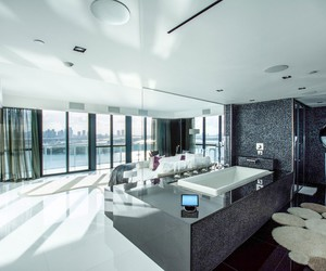 interior design, penthouse, and luxury image