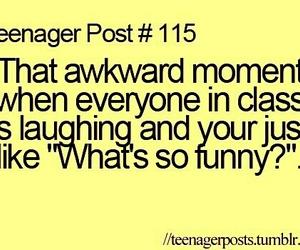 funny, teenager post, and teenager image
