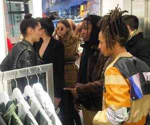 models, squad, and kendall jenner image
