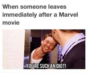 Marvel, idiot, and funny image