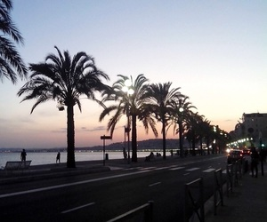 beach, cannes, and france image
