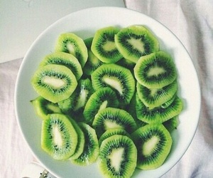 kiwi, fruit, and food image