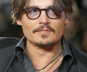 actor, depp, and Hot image